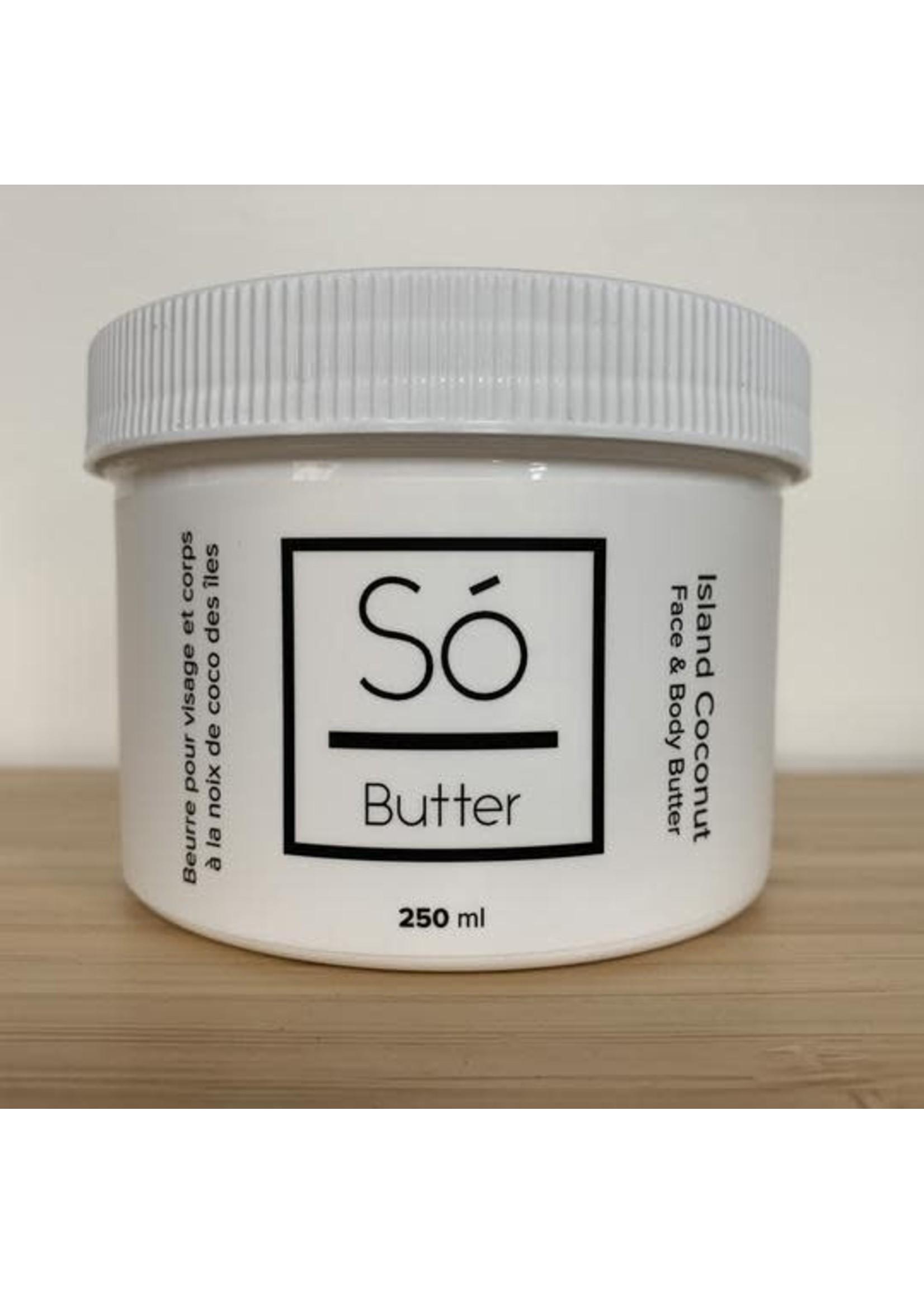 So Luxury So Luxury Face & Body Butter