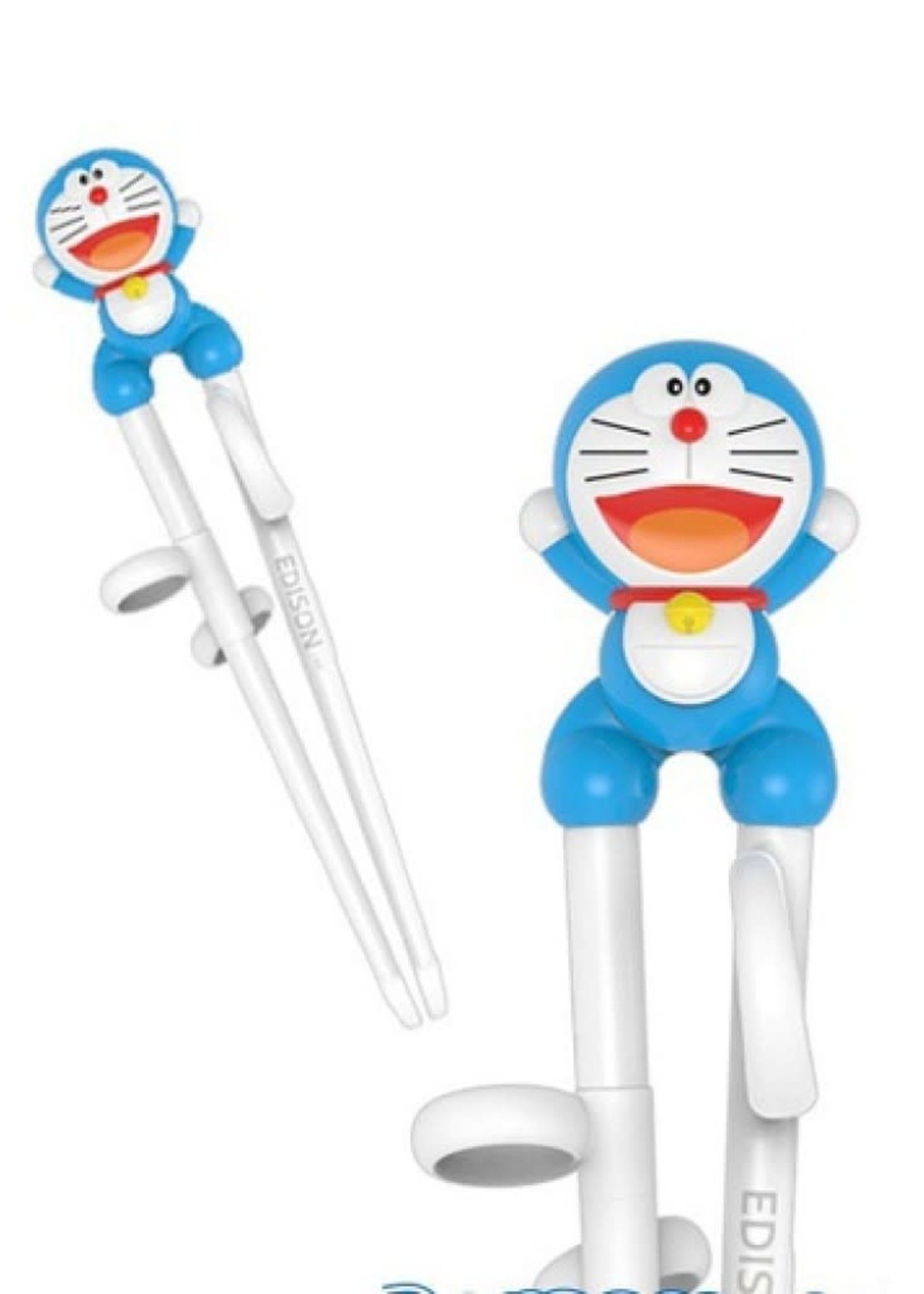 Edison Friends Edison Right-Handed Chopsticks (Doraemon)