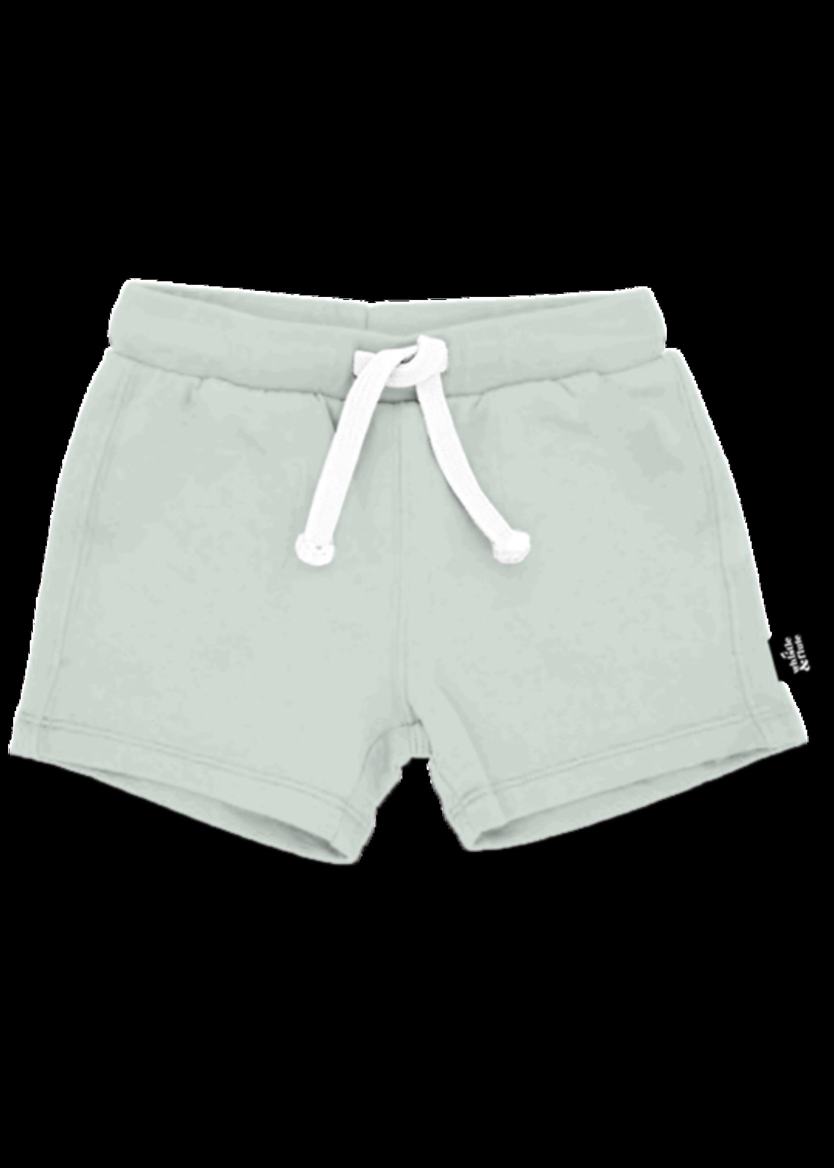 Whistle & Flute Whistle & Flute Drawstring Shorts (Mint)