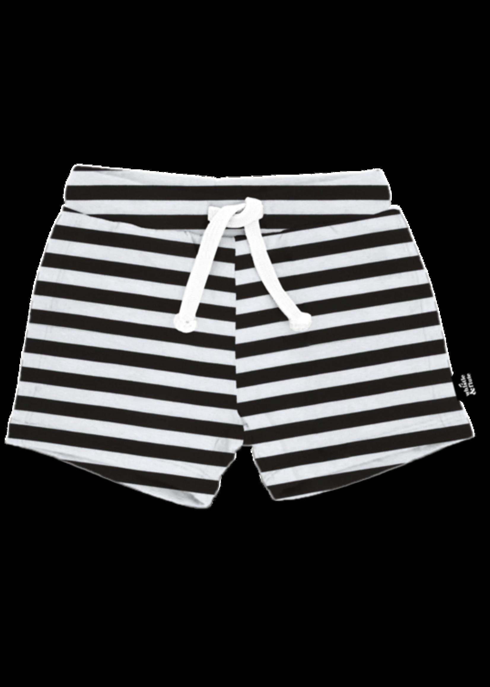Whistle & Flute Whistle & Flute Drawstring Shorts (Striped)