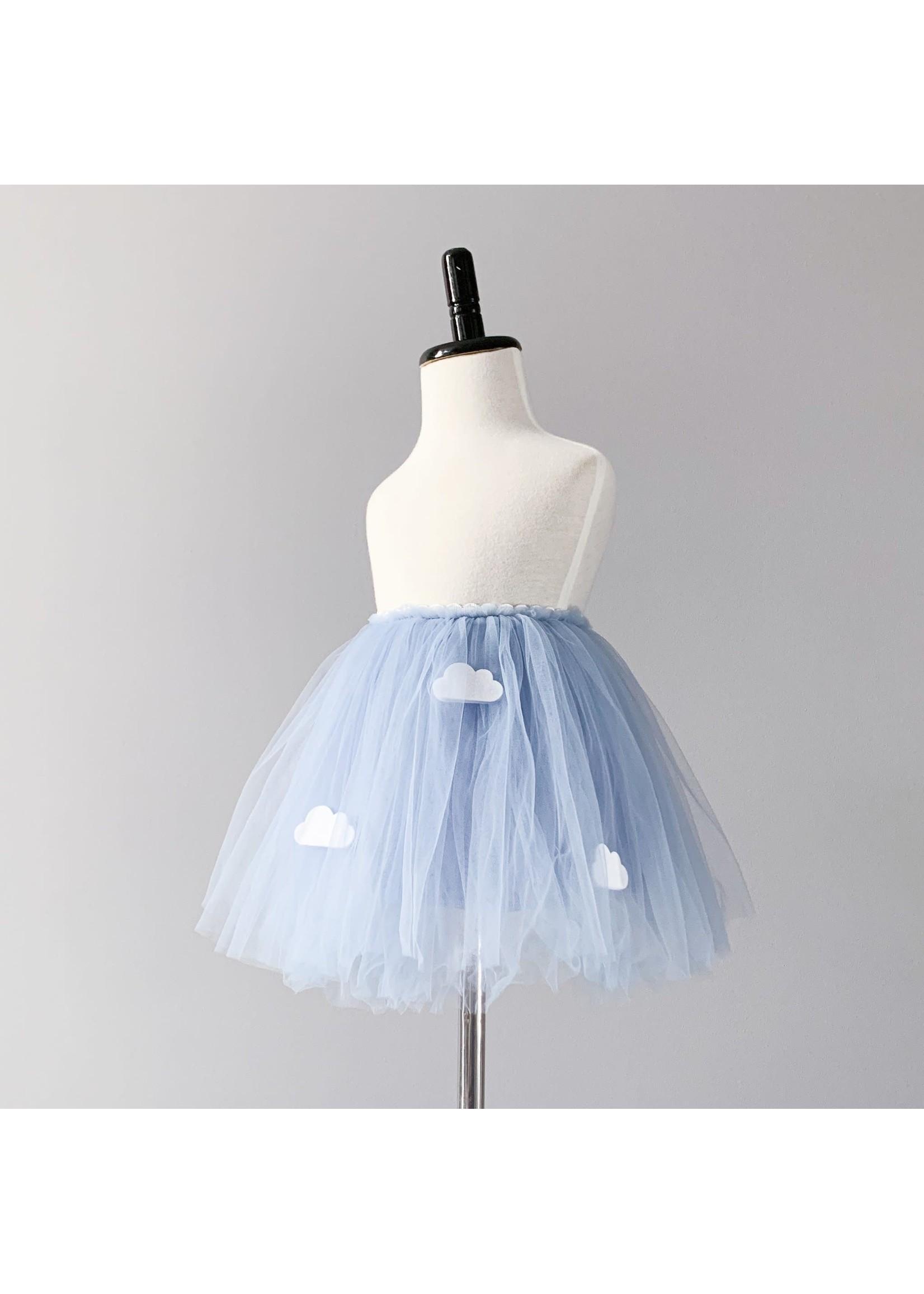 Bluish Bluish Baby Skye Tutu (Blue)