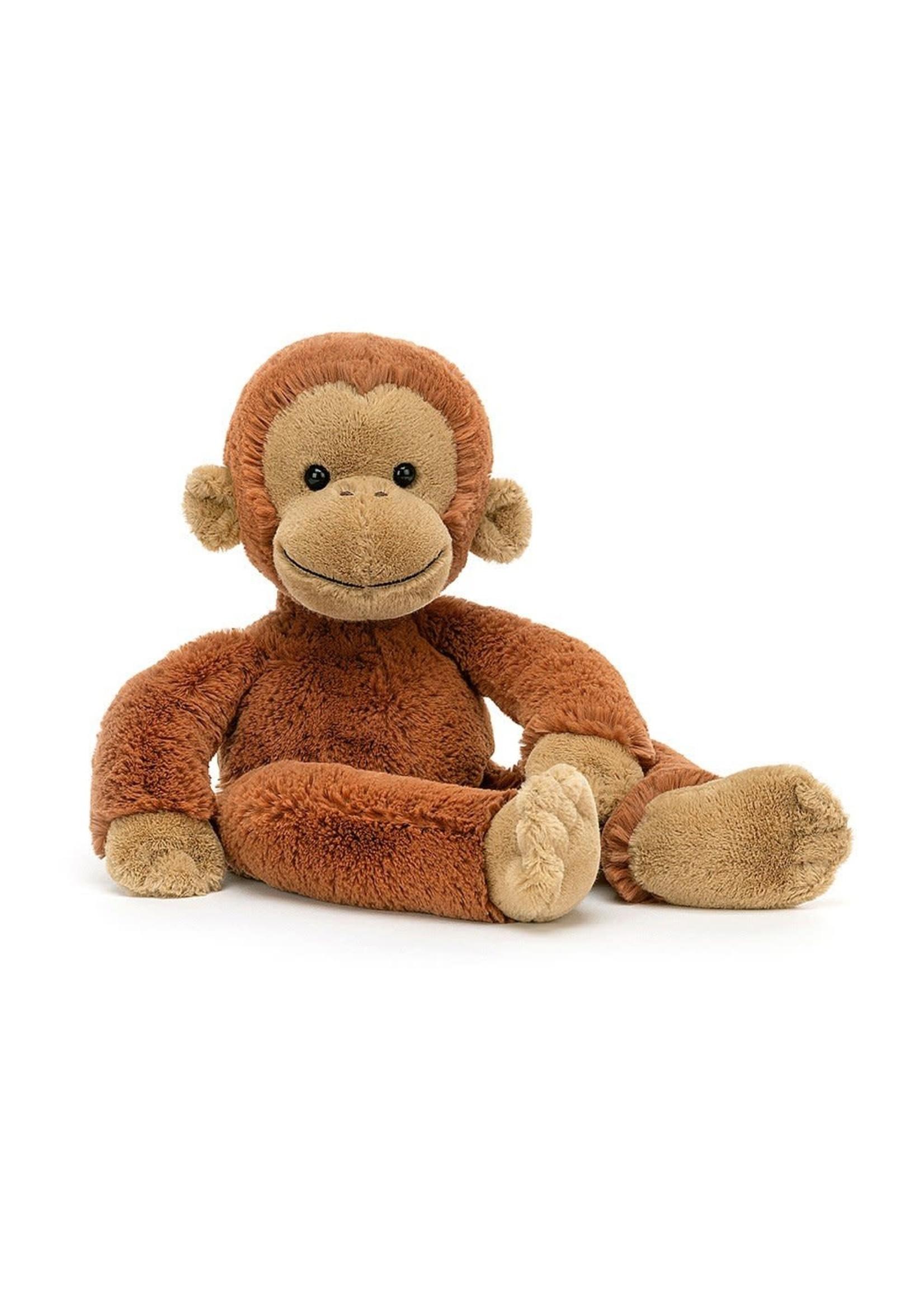 Jellycat JC Pongo Orangutan