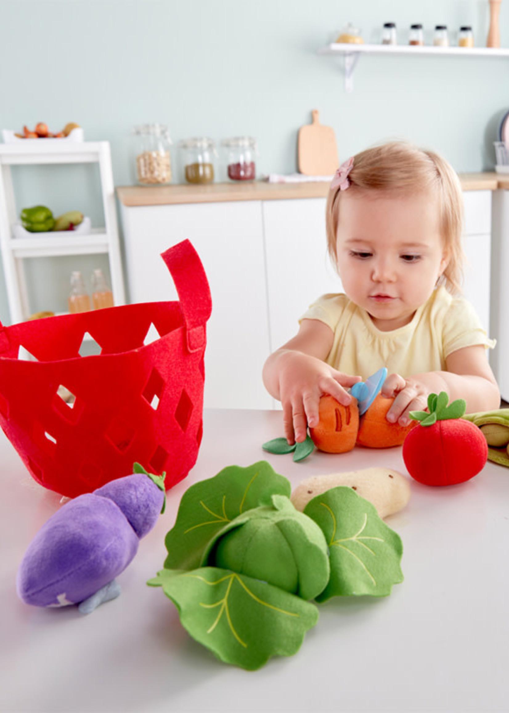 Hape Hape Toddler Vegetable Basket