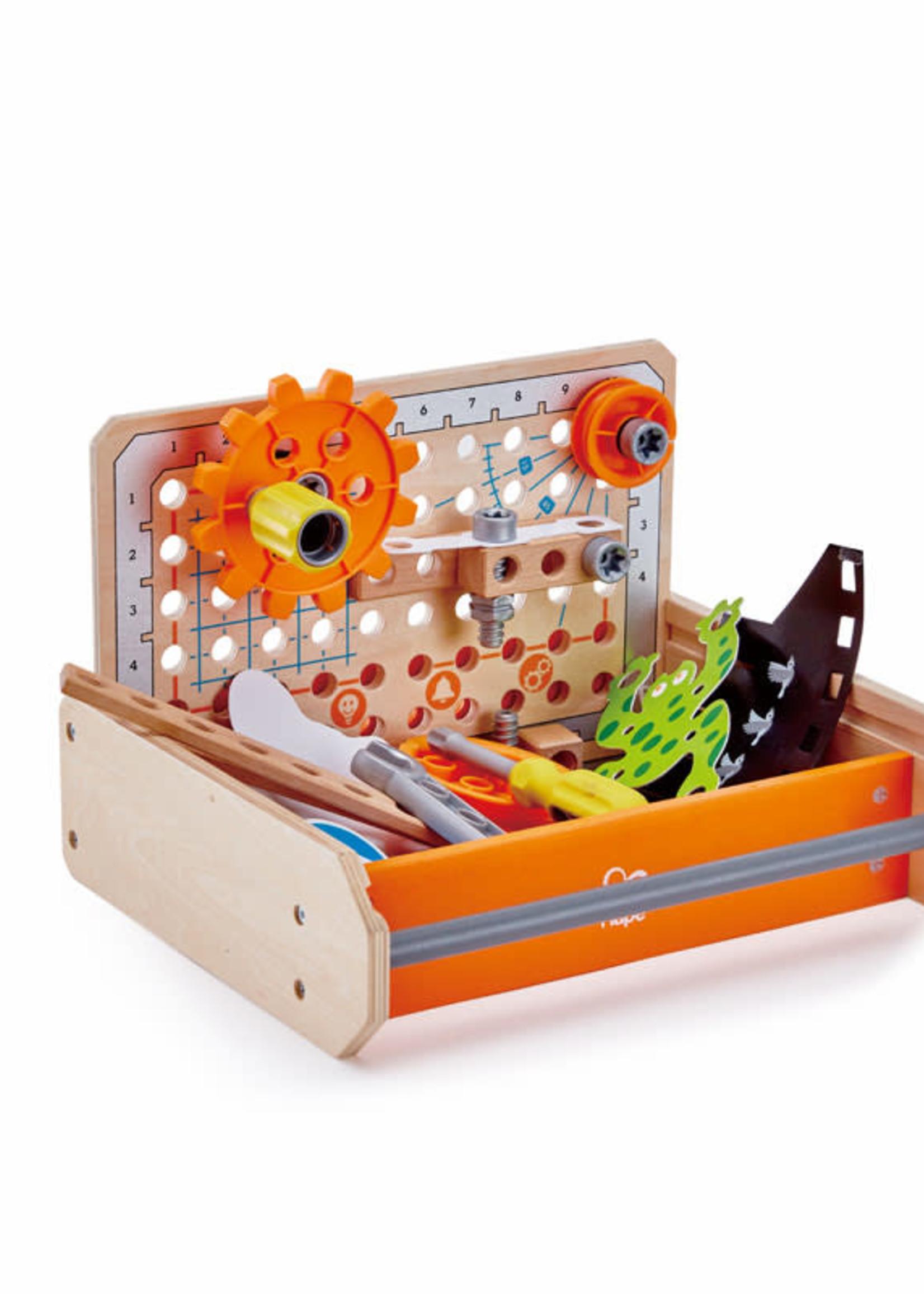 Hape Hape Science Experiment Toolbox