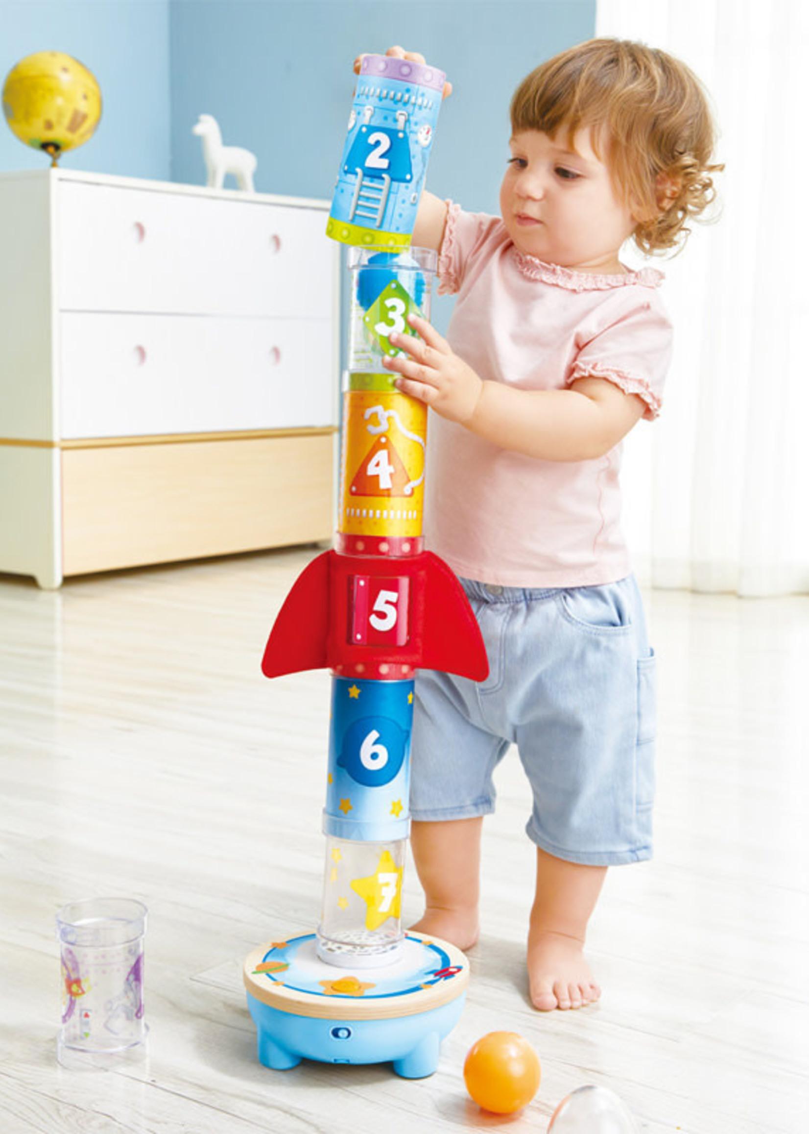 Hape Hape Rocket Ball Air Stacker