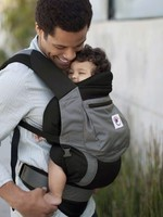ergobaby Ergobaby Performance Baby Carrier (Charcoal Black)