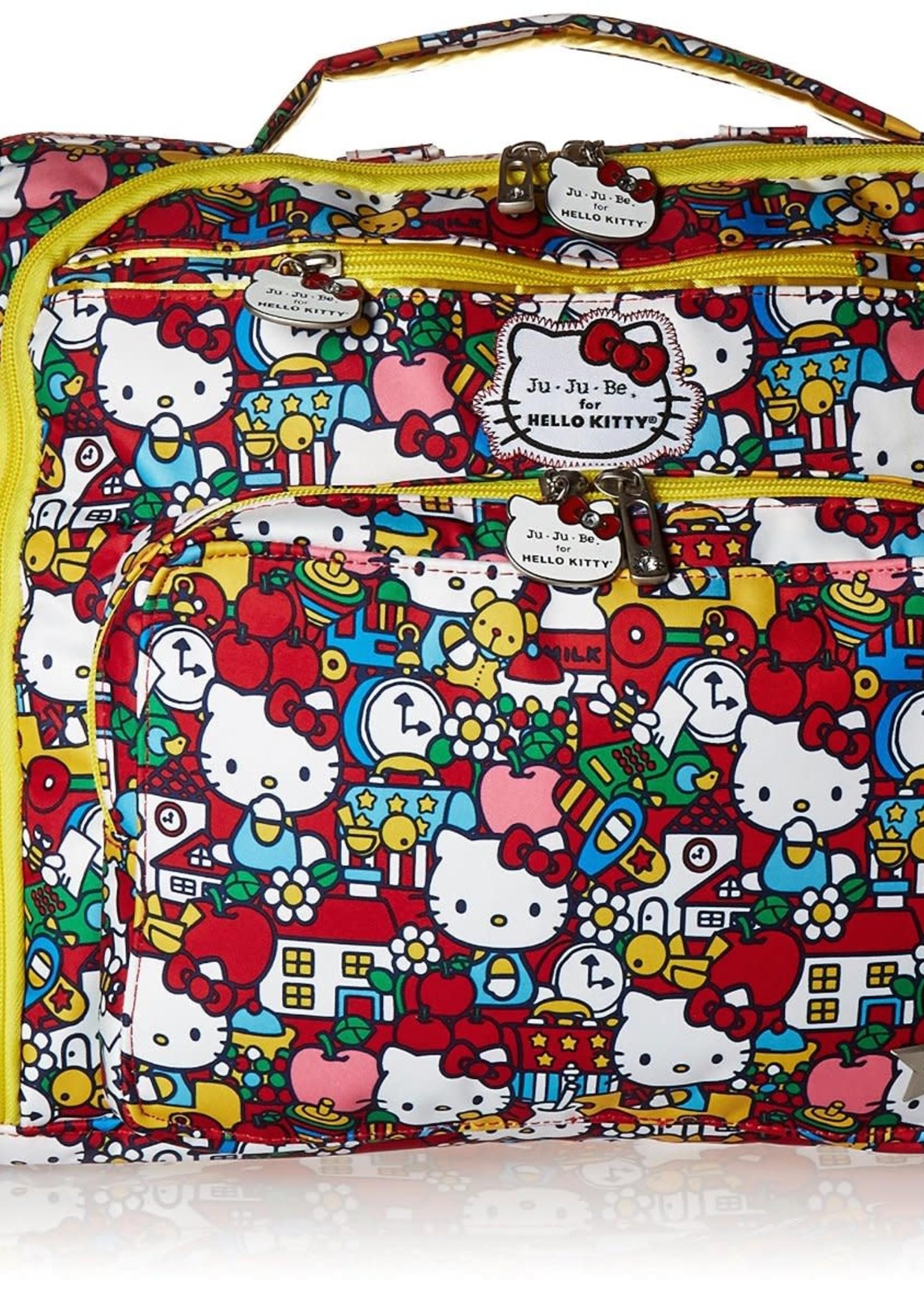 Jujube Jujube Be Prepared Diaper Bag (Hello Kitty Tick Tock)