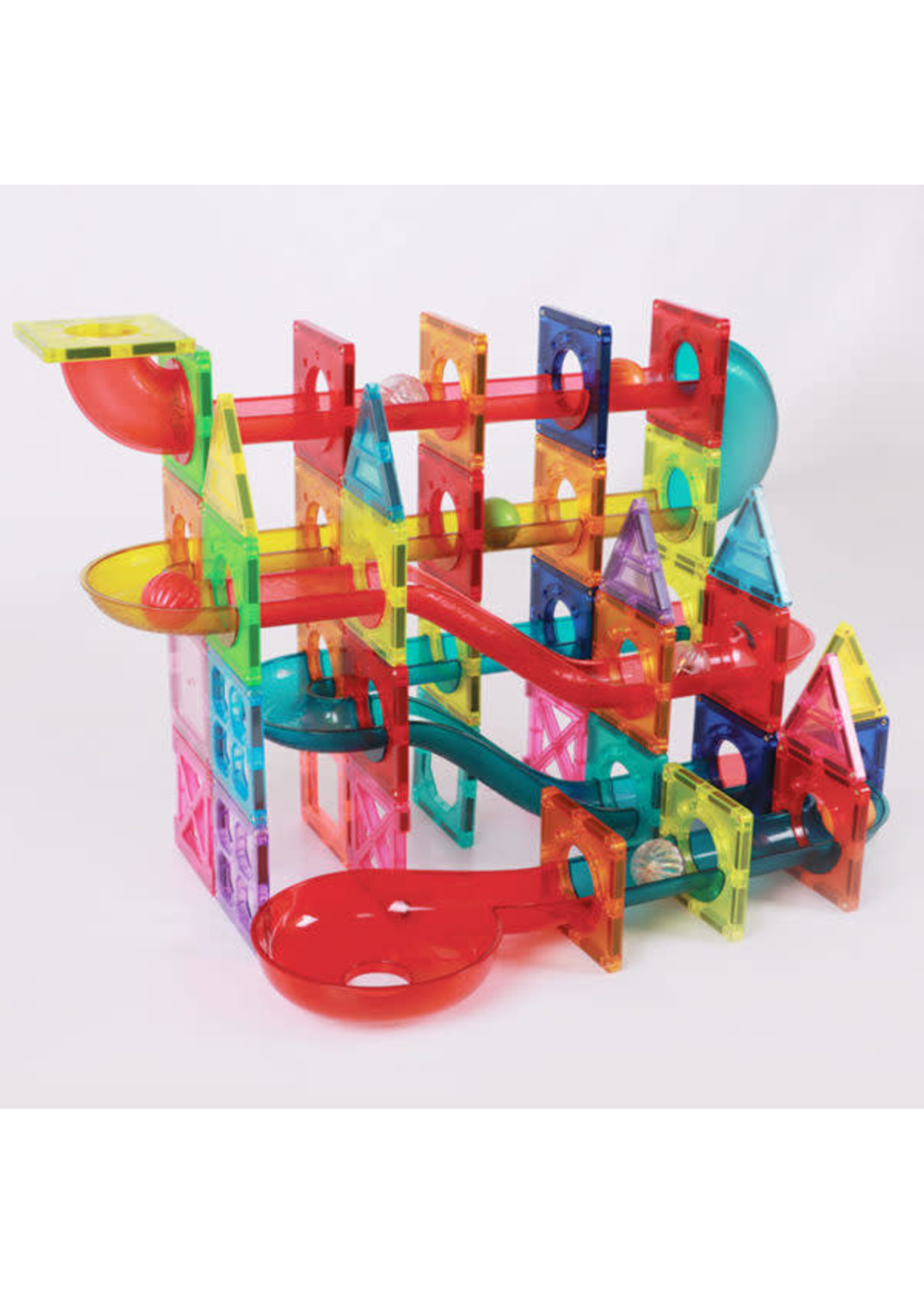 Sprout Tile Sprout Tile Race Track Magnetic Tiles (176pc)