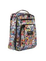 Jujube Jujube Be Right Back Backpack (Super Toki)