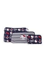 Jujube Jujube Pouch Be Set (Hello Kitty Out To Sea)