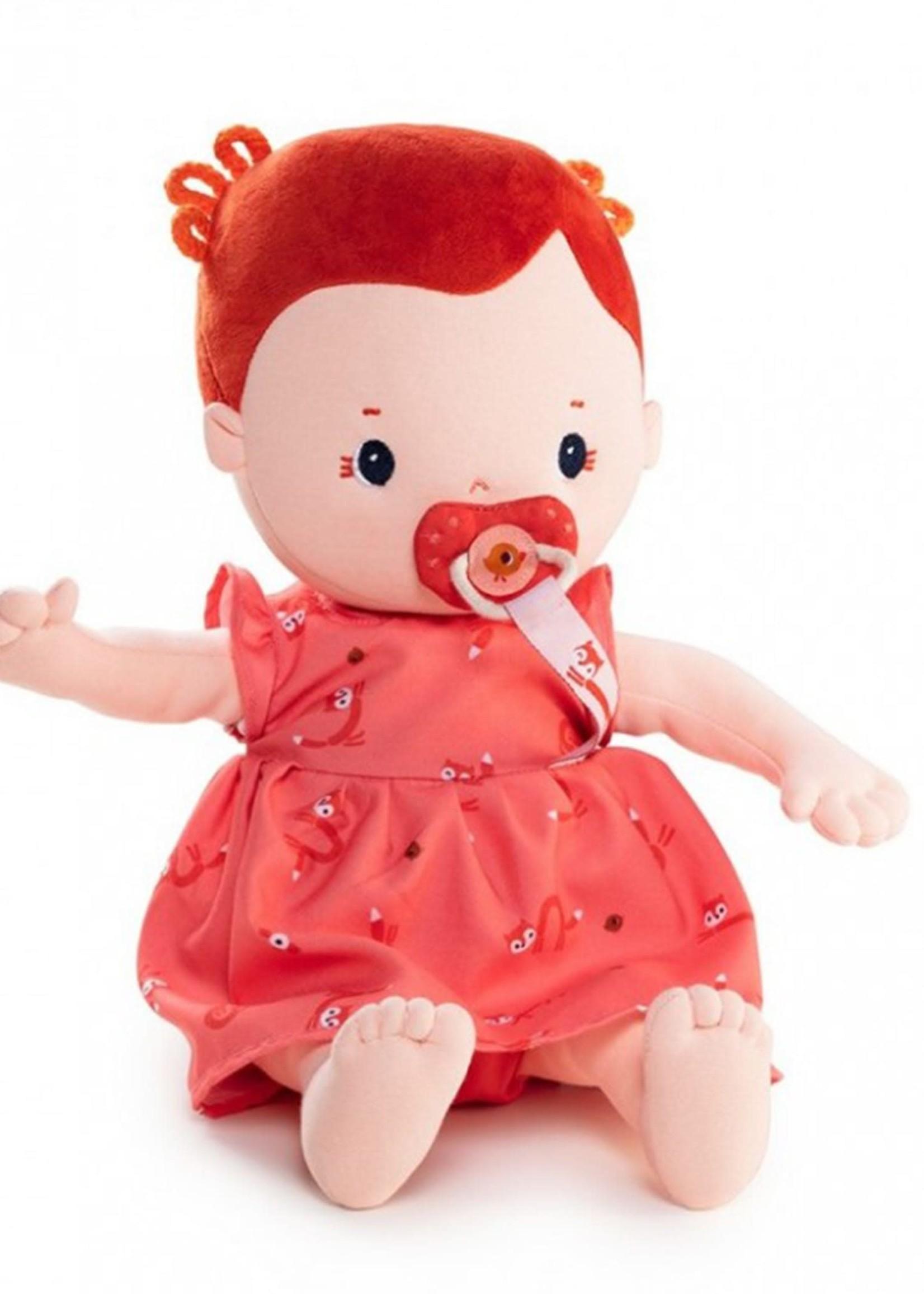 Lilliputie Lilliputiens Rose Doll