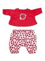 Lilliputie Lilliputiens Doll Pajamas (Robin)