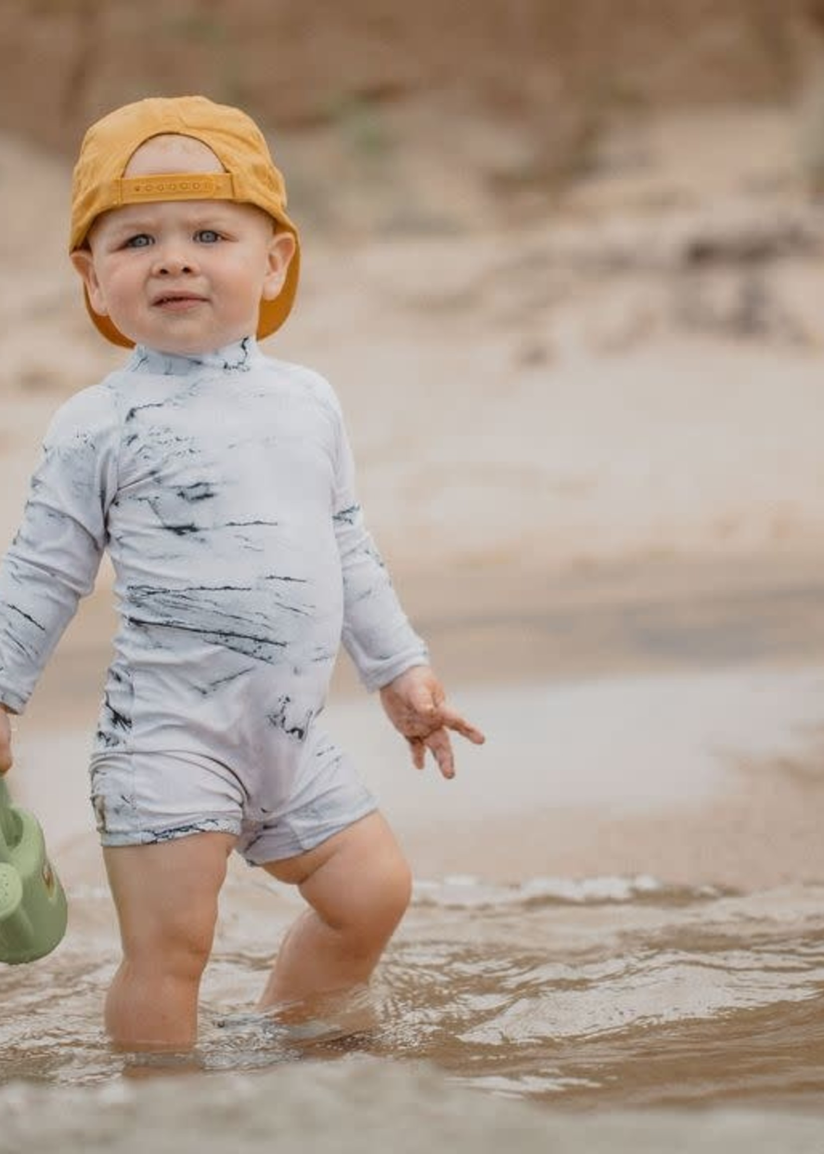 Current Tyed Current Tyed Sunsuit (Tye)