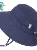 jan & jul Jan & Jul Cotton Bucket Hat (Navy)