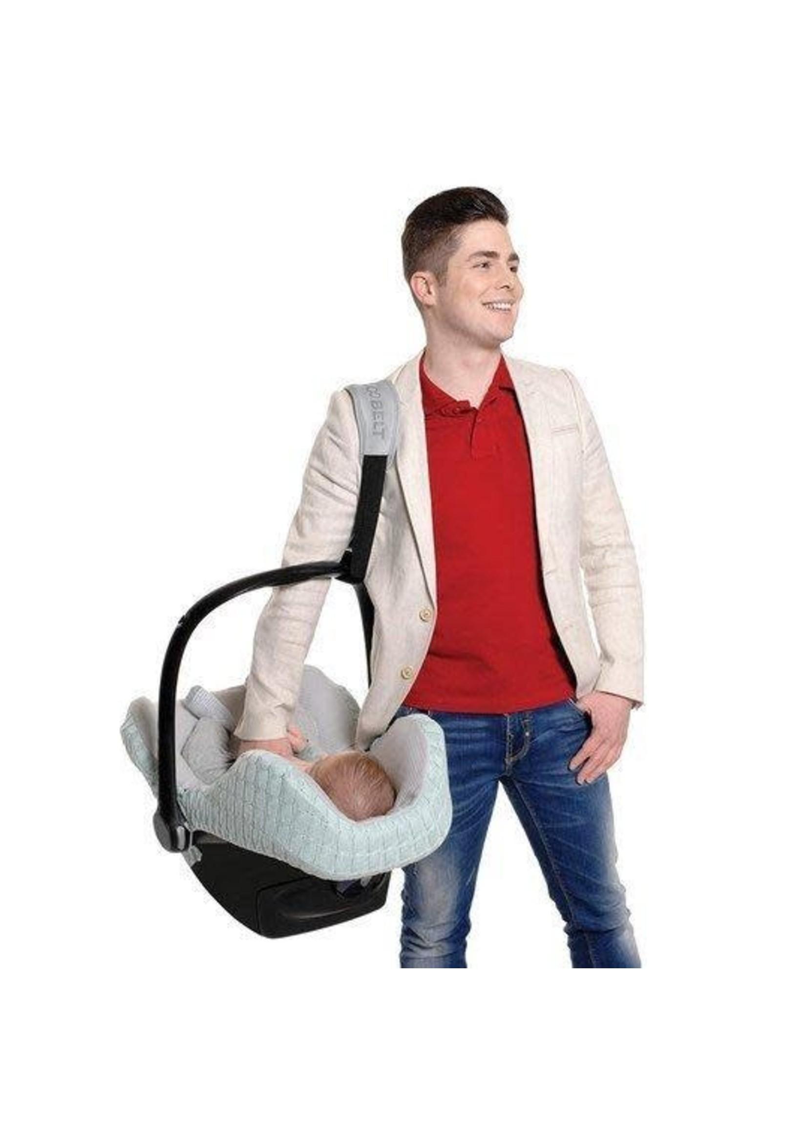 cocobelt Cocobelt Carseat Carrying Strap (Grey)