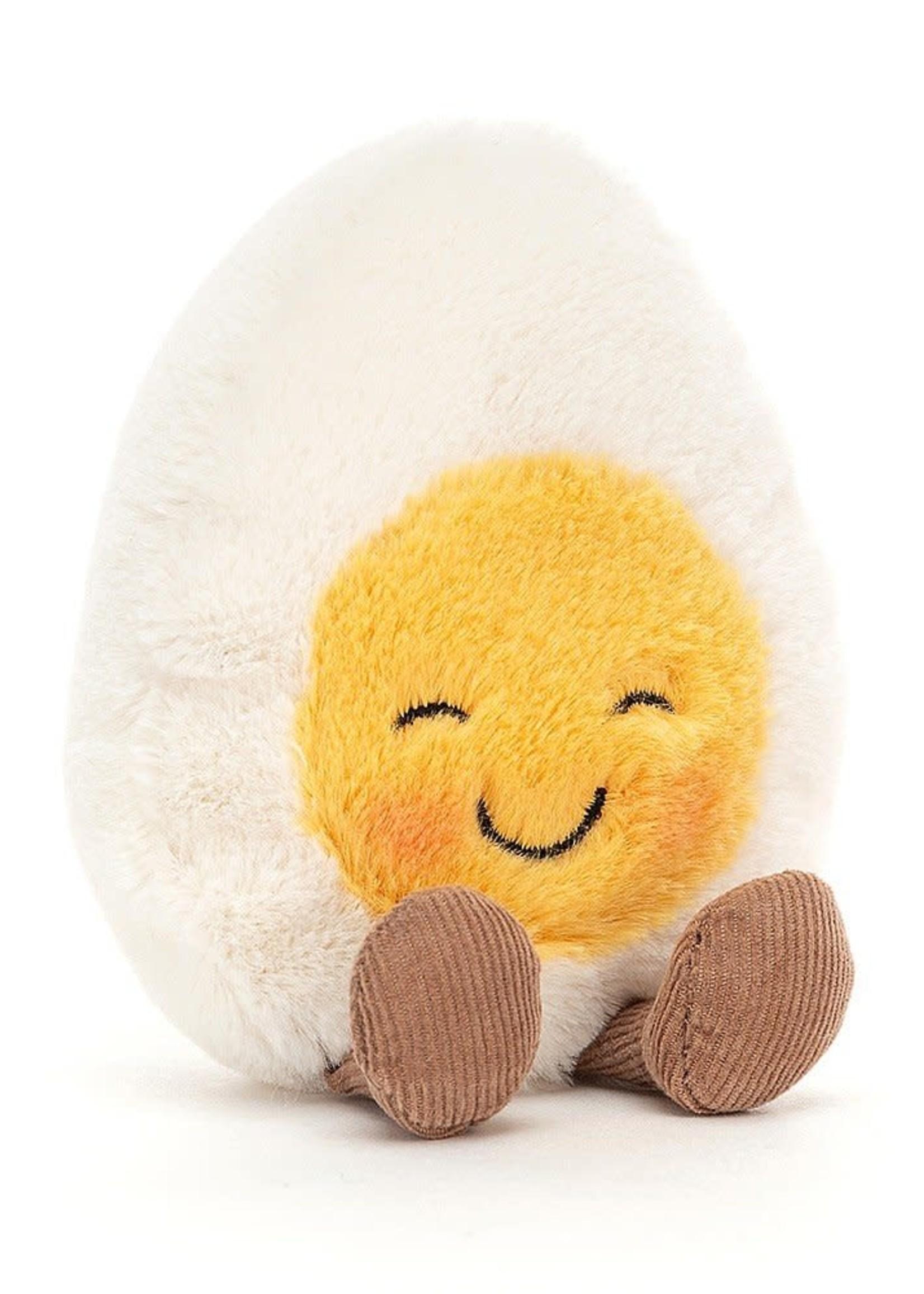 Jellycat JC Boiled Egg (Blushing)