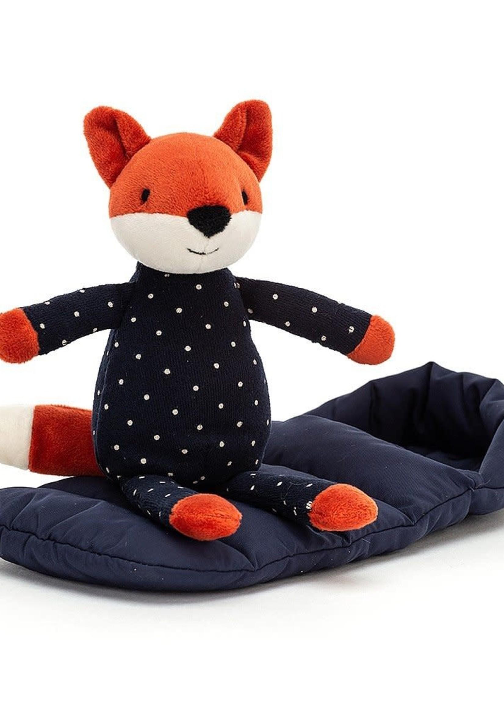 Jellycat JC Snuggler Fox