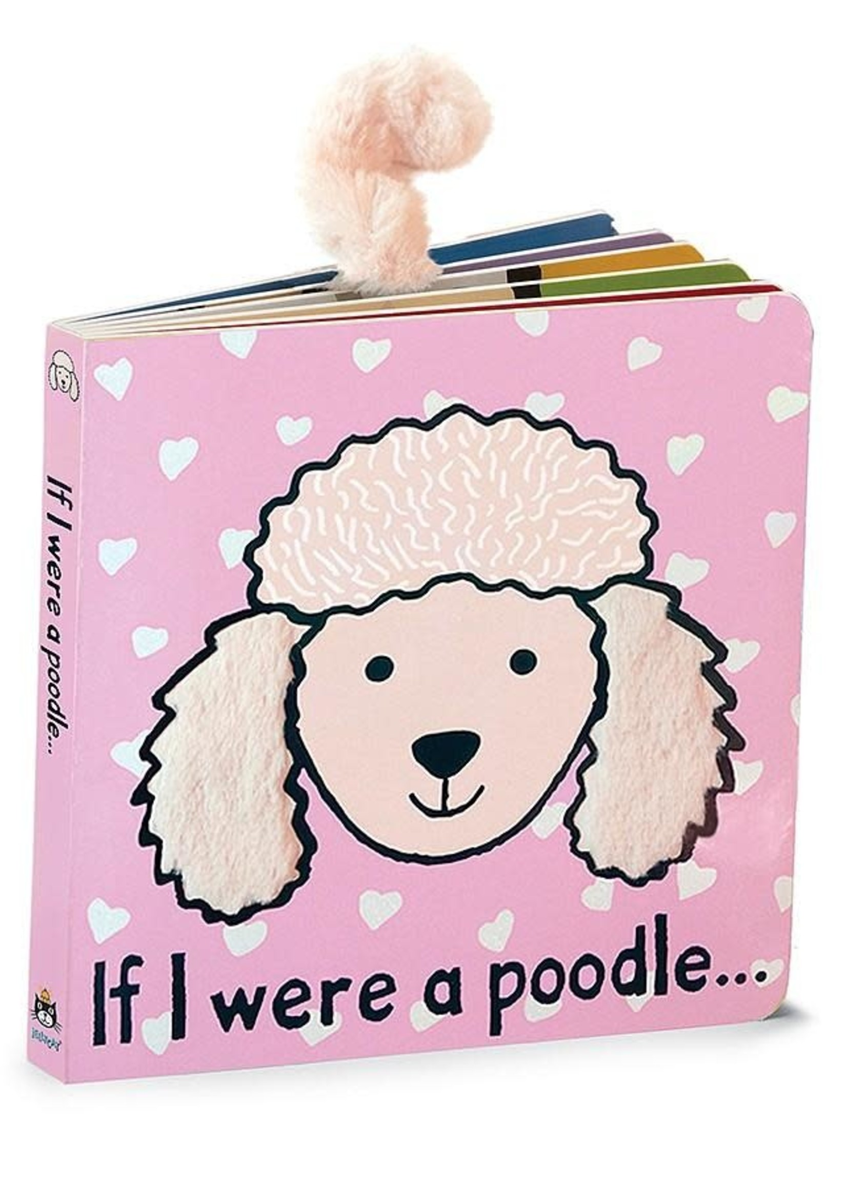 Jellycat Jellycat If I Were A Poodle Book