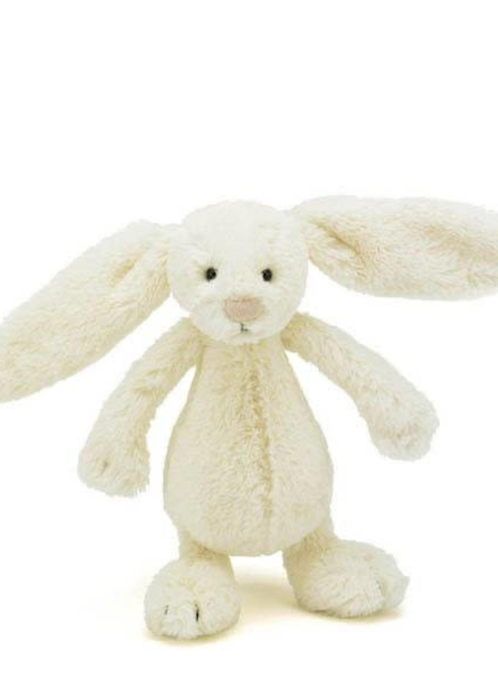 Jellycat JC Small Bashful Cream Bunny