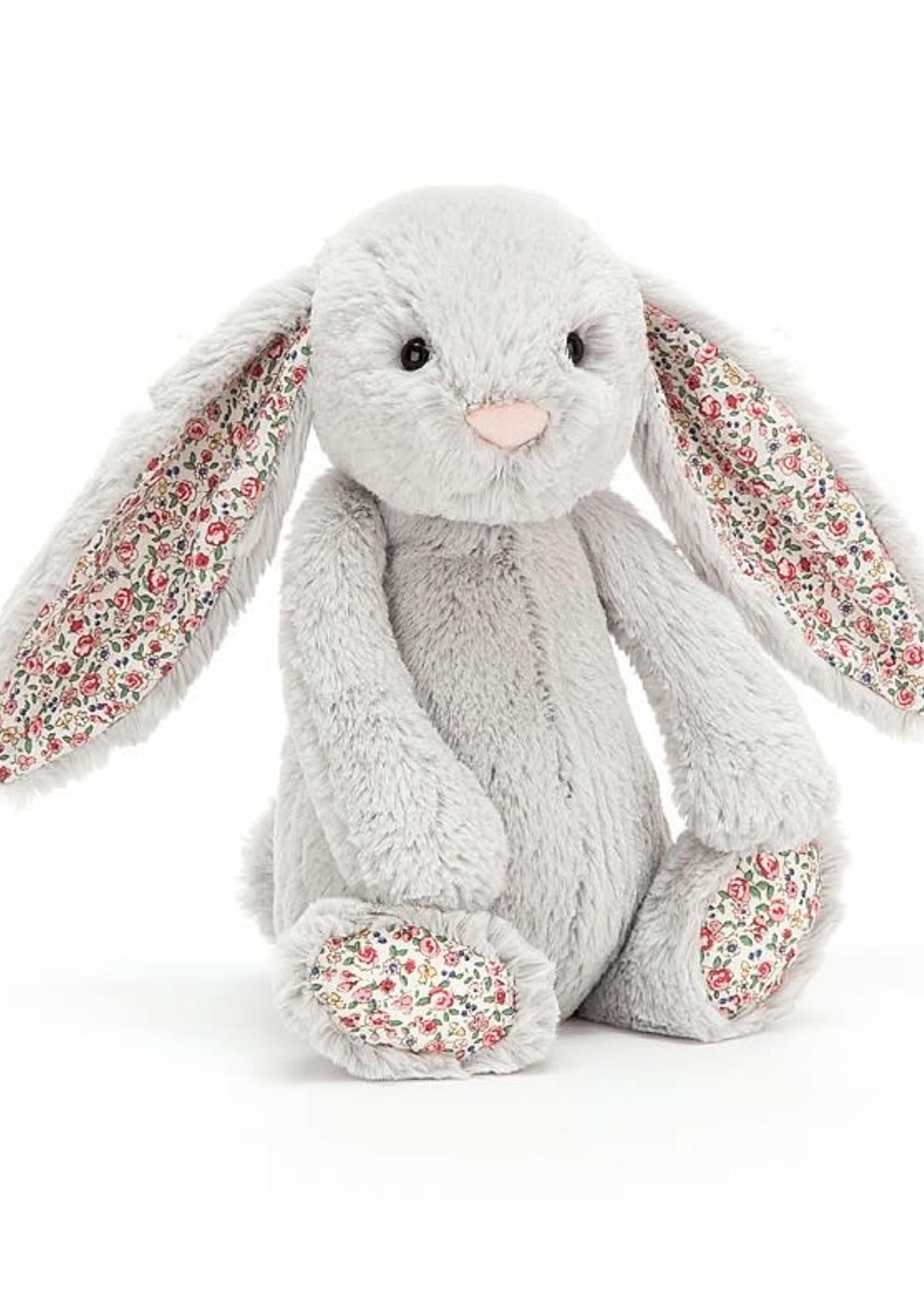Jellycat JC Medium Blossom Silver Bunny