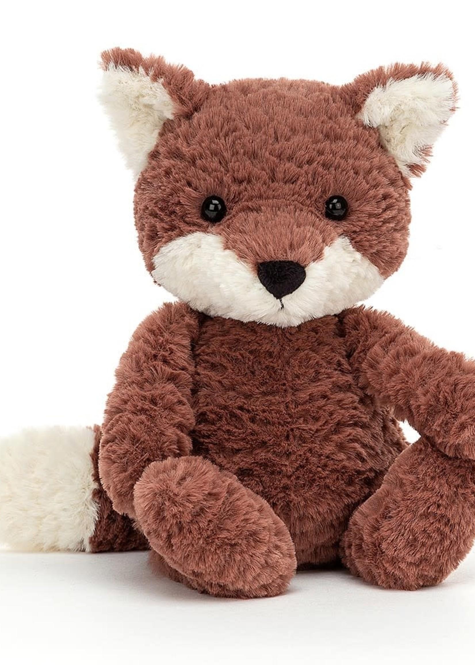 Jellycat JC Tumbletuft Fox