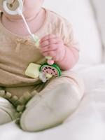 Loulou Lollipop Loulou Lollipop Pacifier Clip (Watermelon)