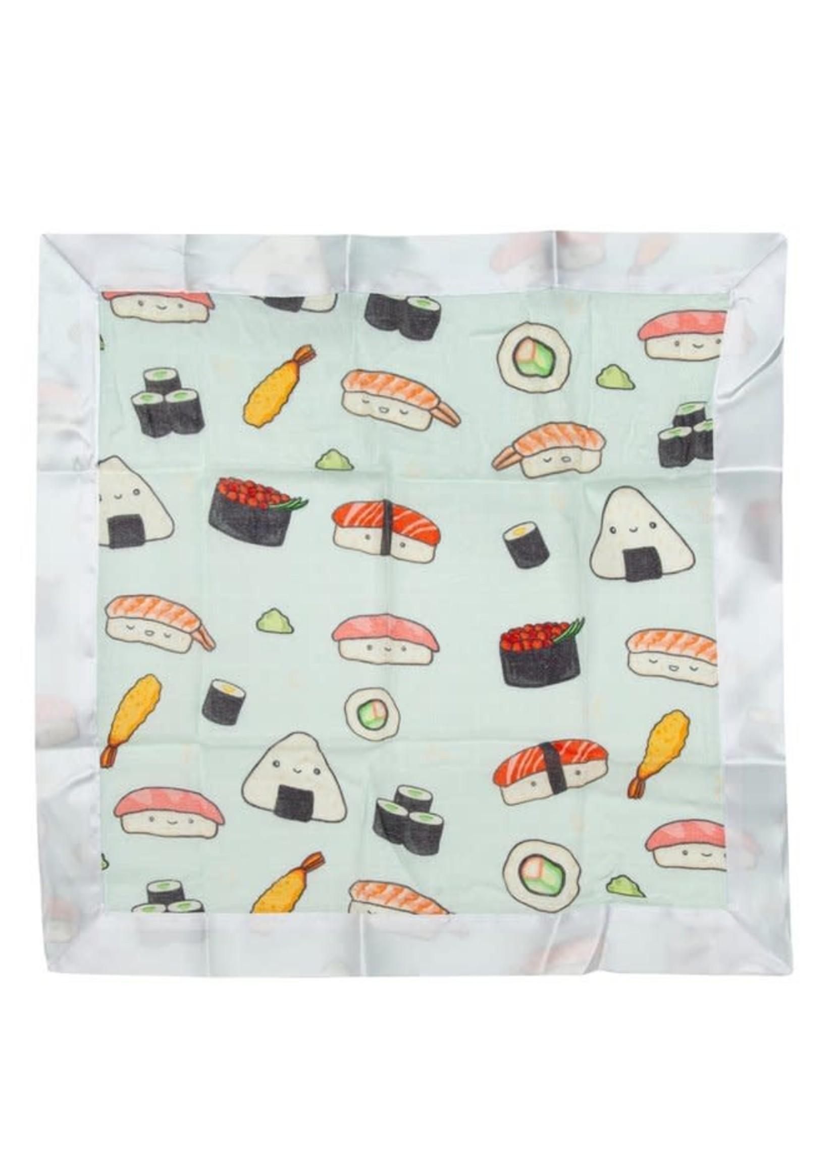 Loulou Lollipop Loulou Lollipop 2pk Security Blankets (Sushi)