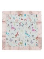 Loulou Lollipop Loulou Lollipop 2pk Security Blankets (Unicorn Dream)