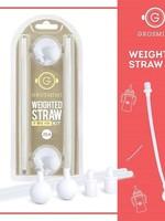 Grosmimi Grosmimi Weighted Straw kit ( twin pack)