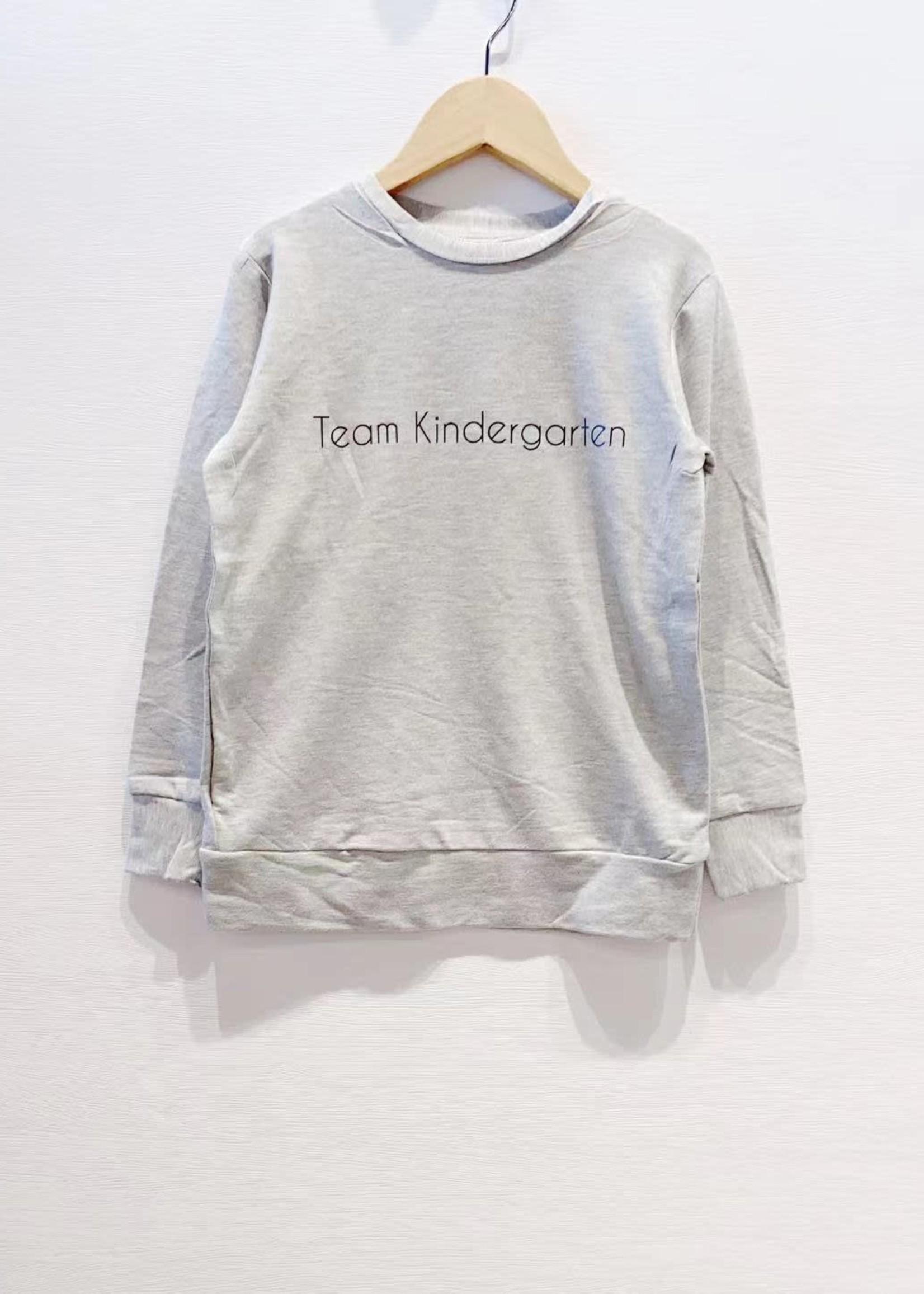 posh&cozy P&C Team Kindergarten Crew Grey (5/6)