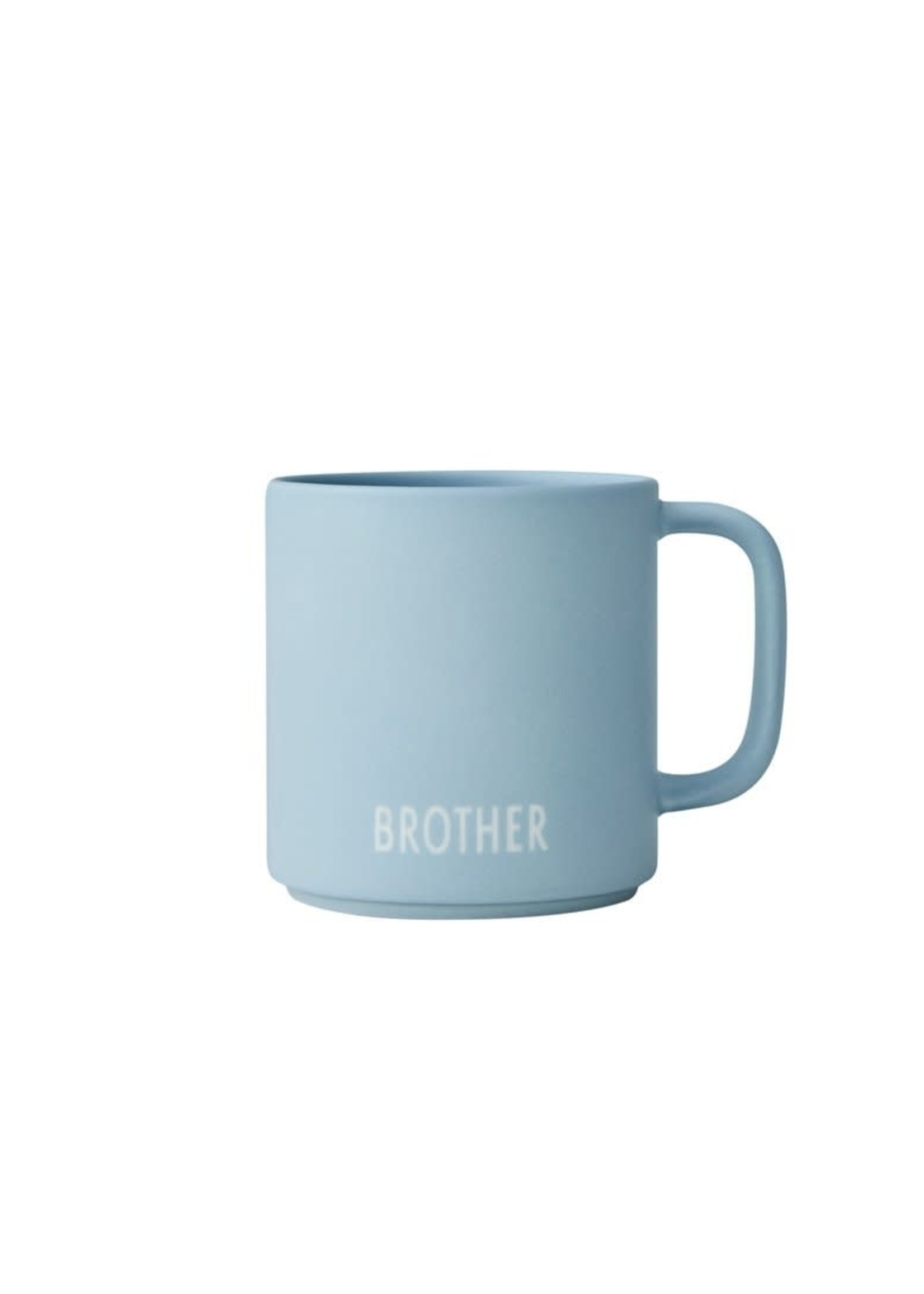 Design Letters Design Letters Brother cup