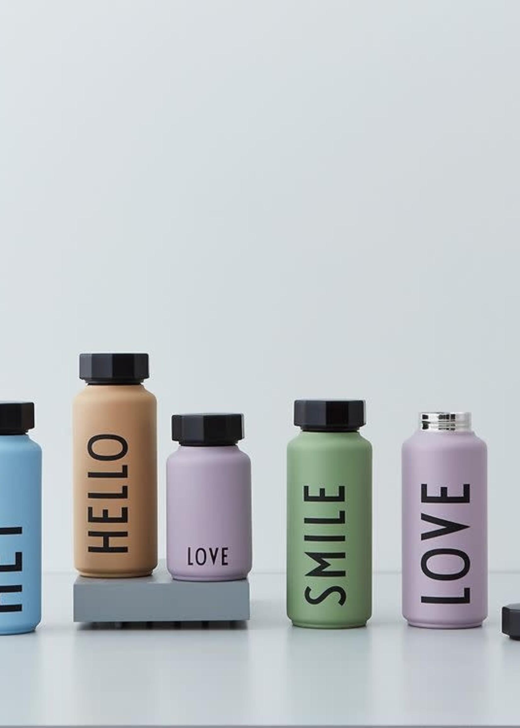 Design Letters Design Letters Thermo Bottle LAVENLOVE