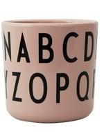 Design Letters Design Letters ABC Cup (Pink)