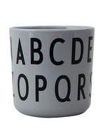 Design Letters Design Letters ABC Cup (Grey)