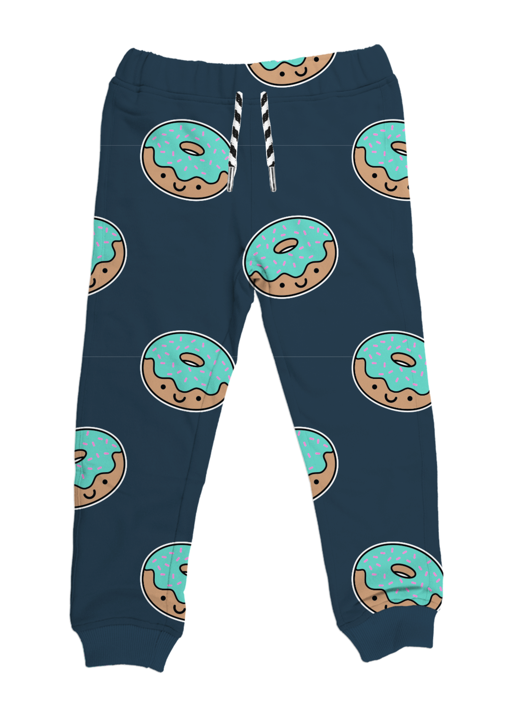 Whistle & Flute W&F Bamboo Jogger (Kawaii All-Over Donut)