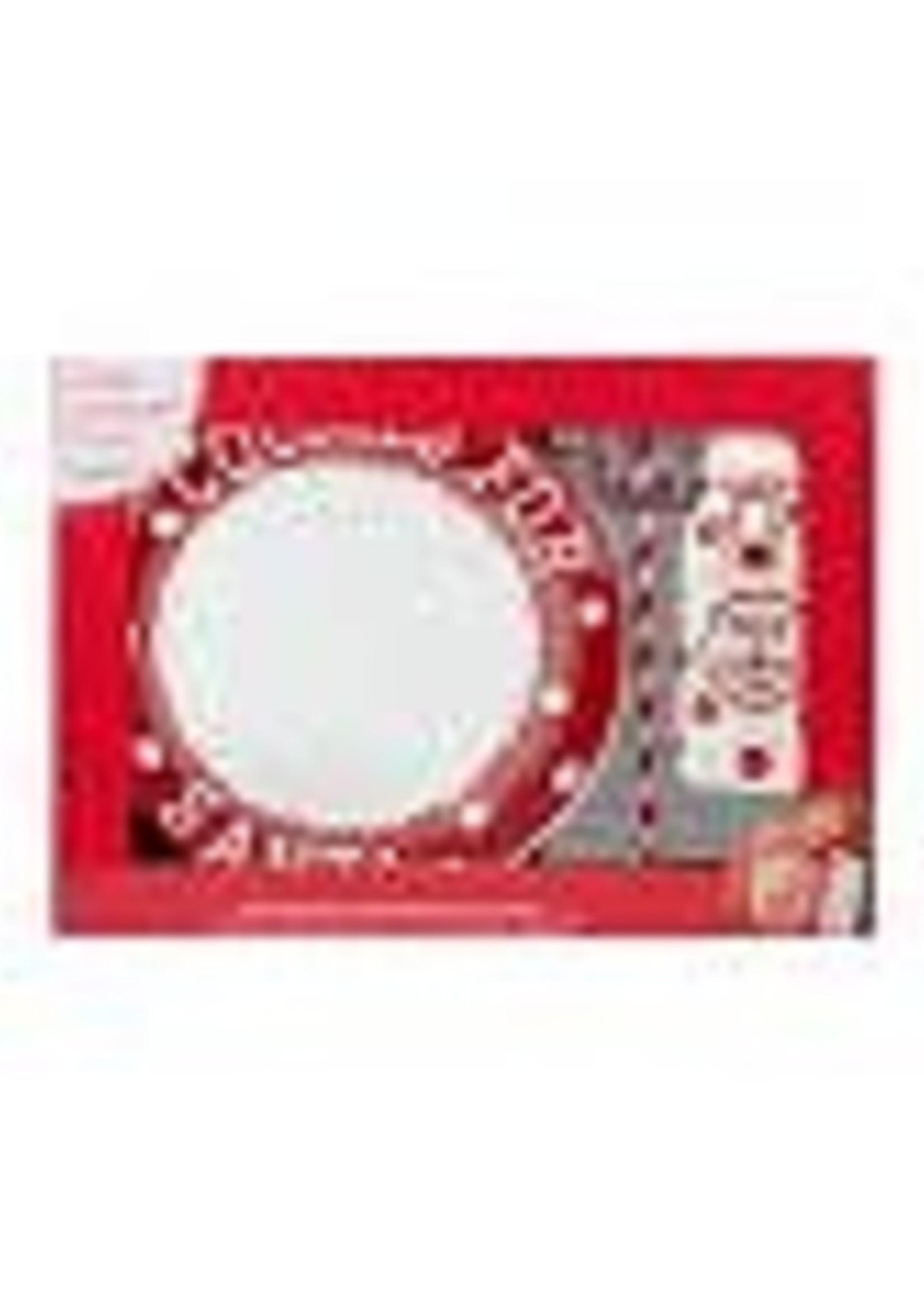 pearhead pearhead santa's cookie set
