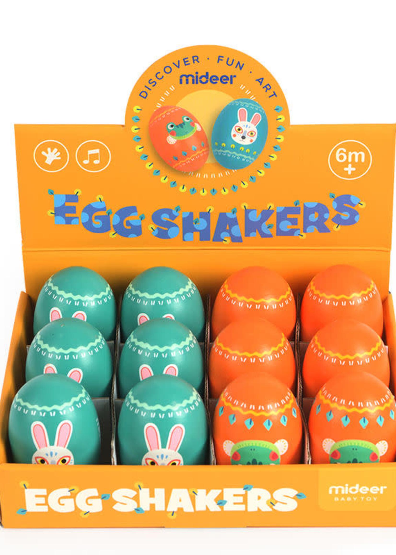 Mideer Egg Shaker