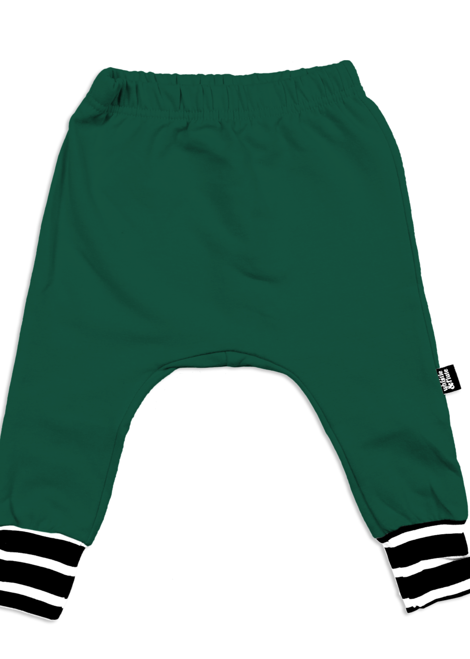 Whistle & Flute W&F Bamboo Jogger (Forest)