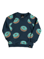 Whistle & Flute Whistle & Flute Sweater (Kawaii All-Over Donut)