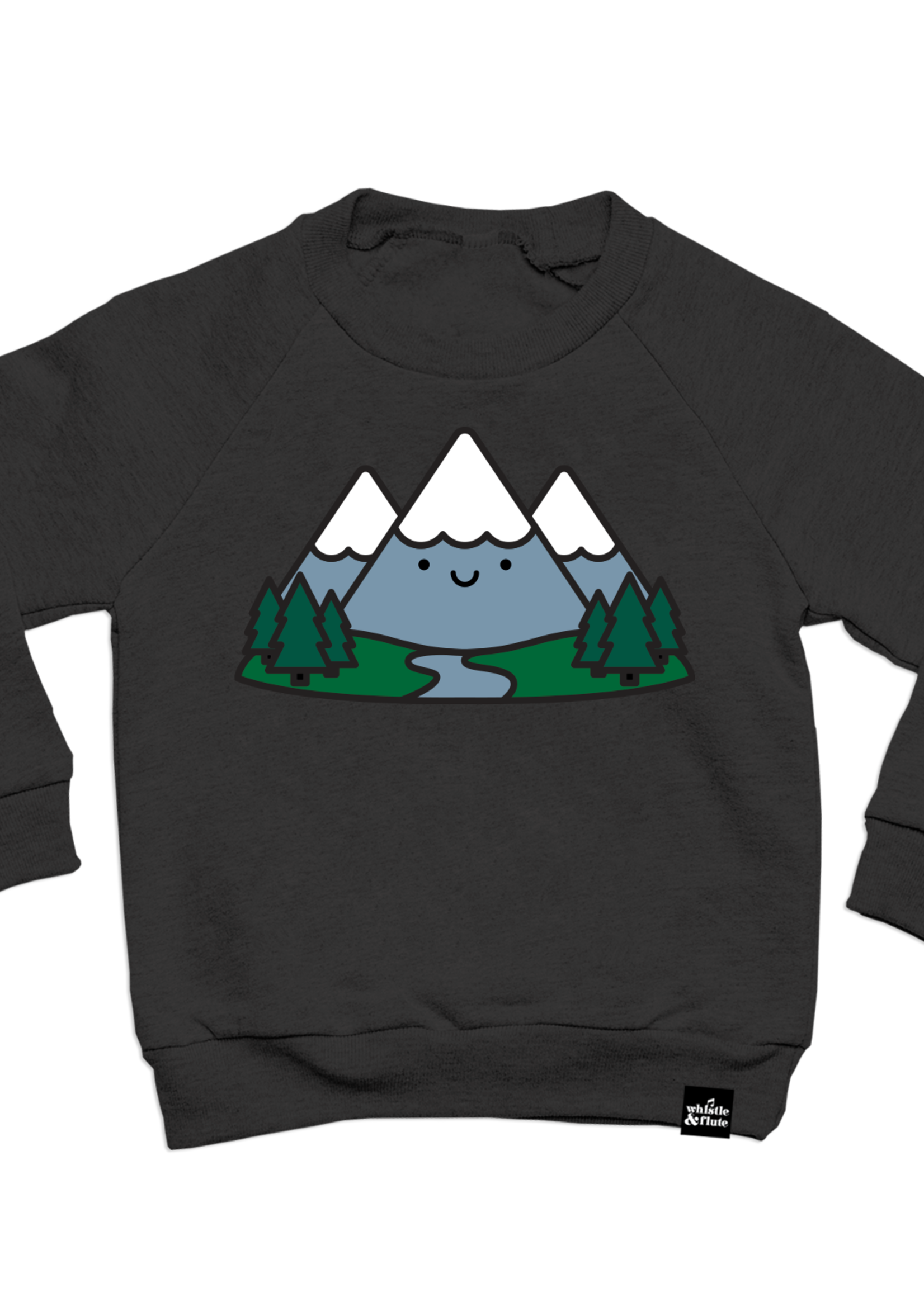 Whistle & Flute W&F Sweater (Kawaii Mountain)