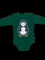 Whistle & Flute Whistle & Flute Long Sleeve Bodysuit (Kawaii Penguin)