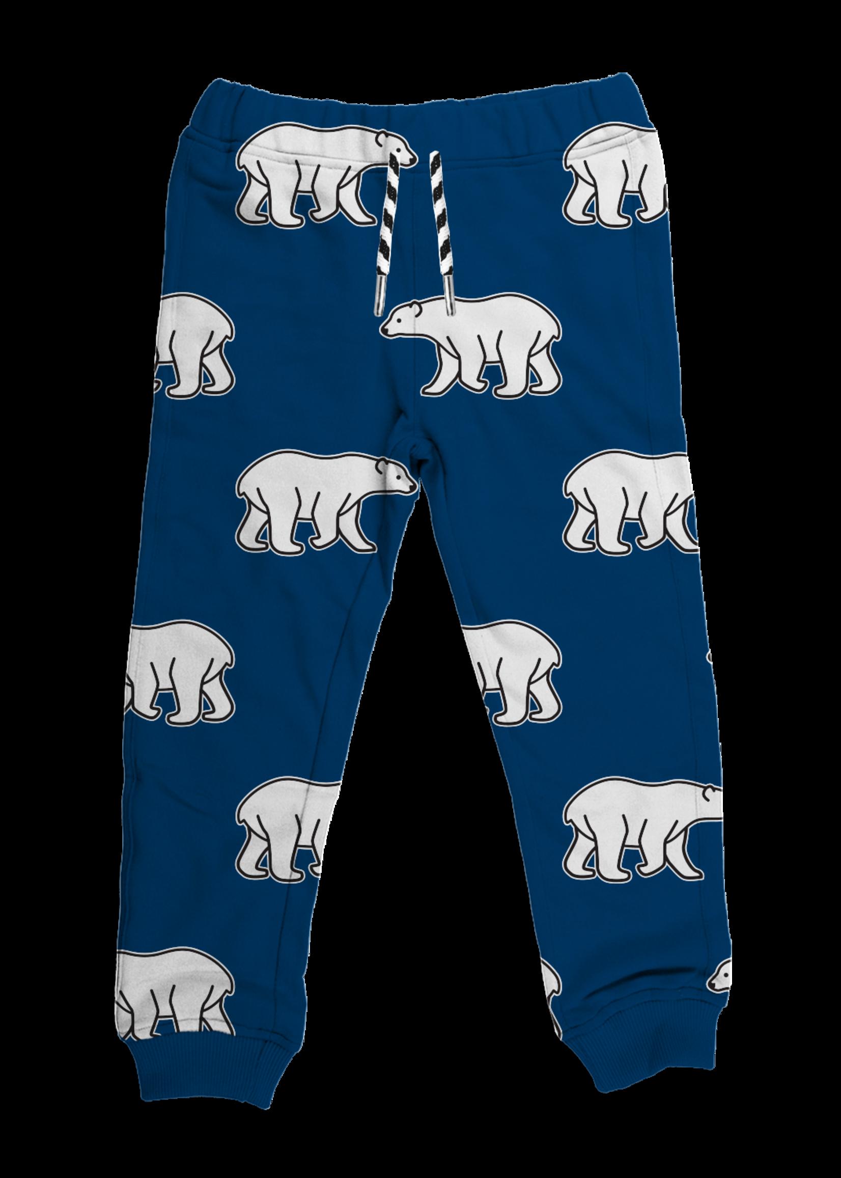 Whistle & Flute W&F Bamboo Jogger (All-Over Polar Bear)