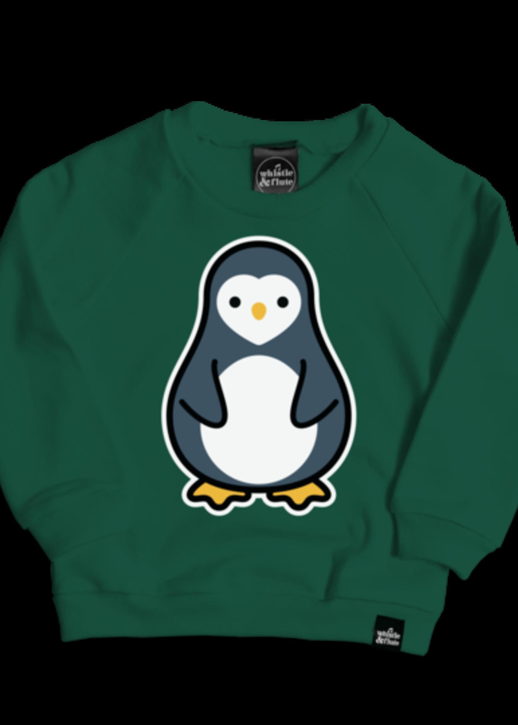 Whistle & Flute W&F Sweater (Kawaii Penguin)