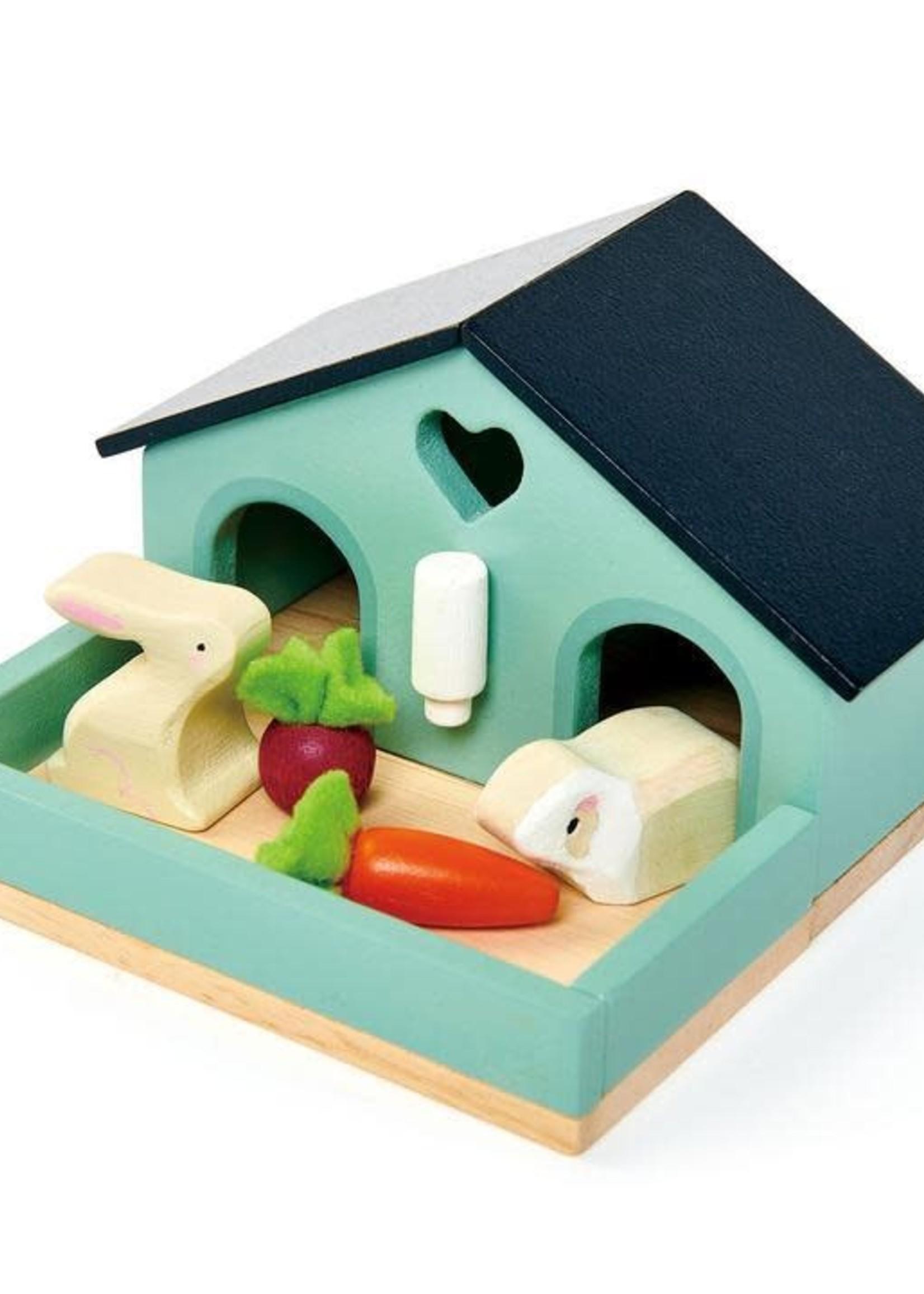 Tender Leaf Toy Tender Leaf Pet Rabbit Set