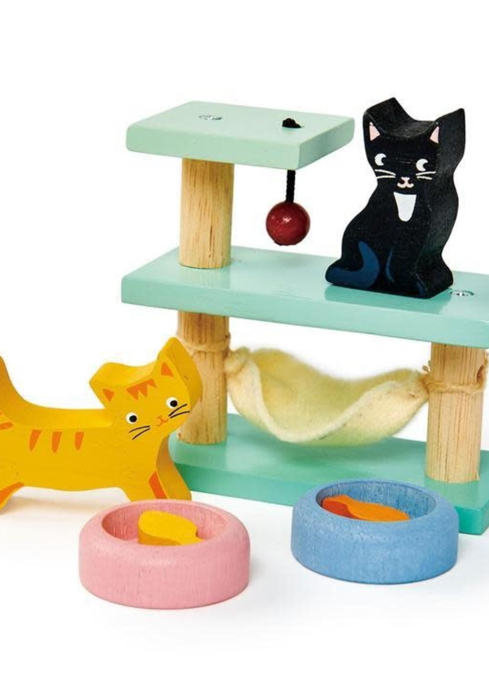 Tender Leaf Toy Tender Leaf Pet Cat Set