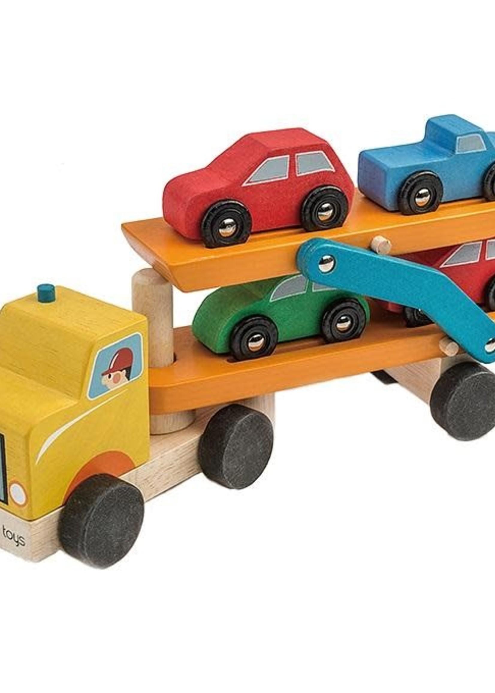 Tender Leaf Toy Tender Leaf Car Transporter