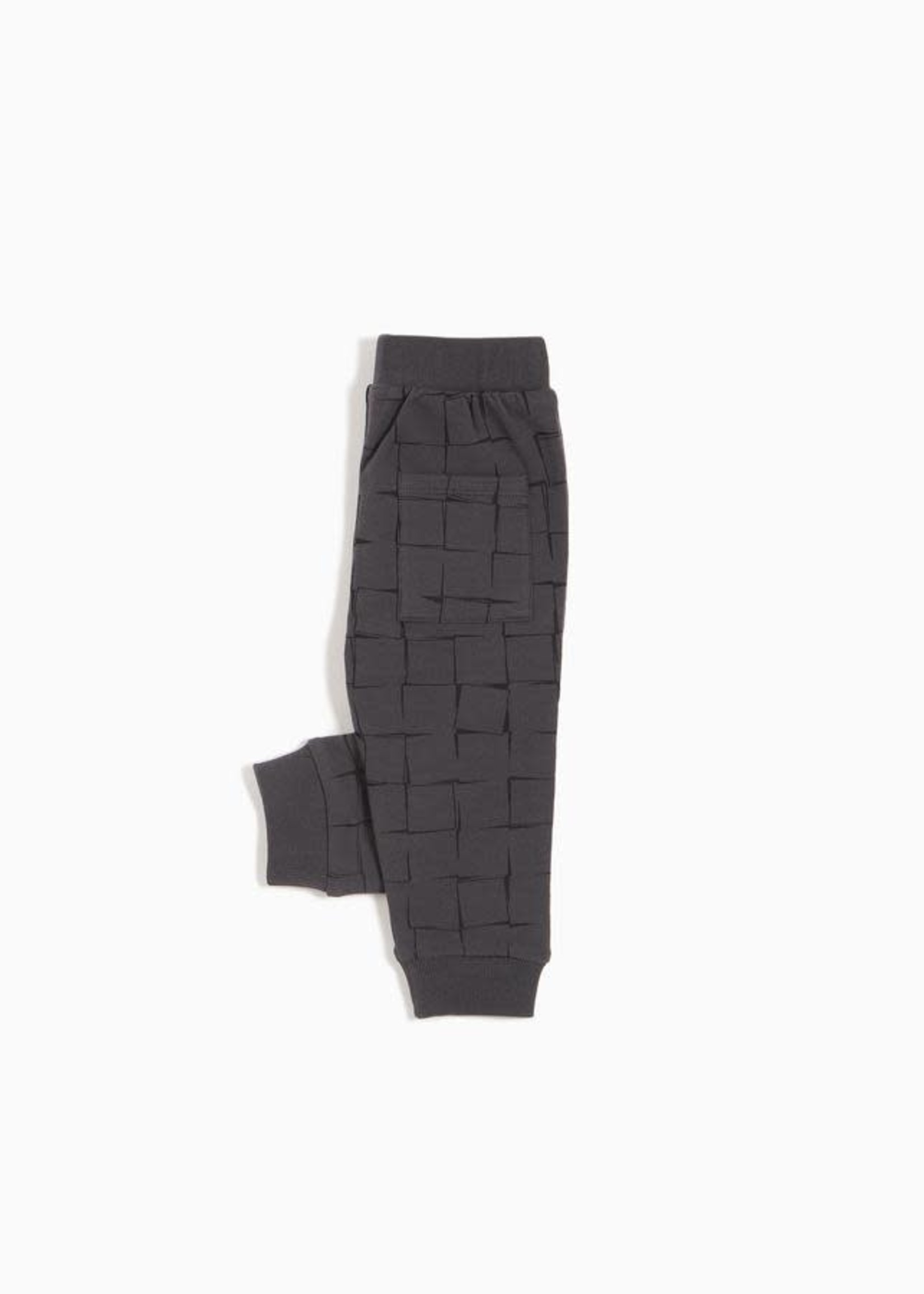 Miles Baby Charcoal Jogger