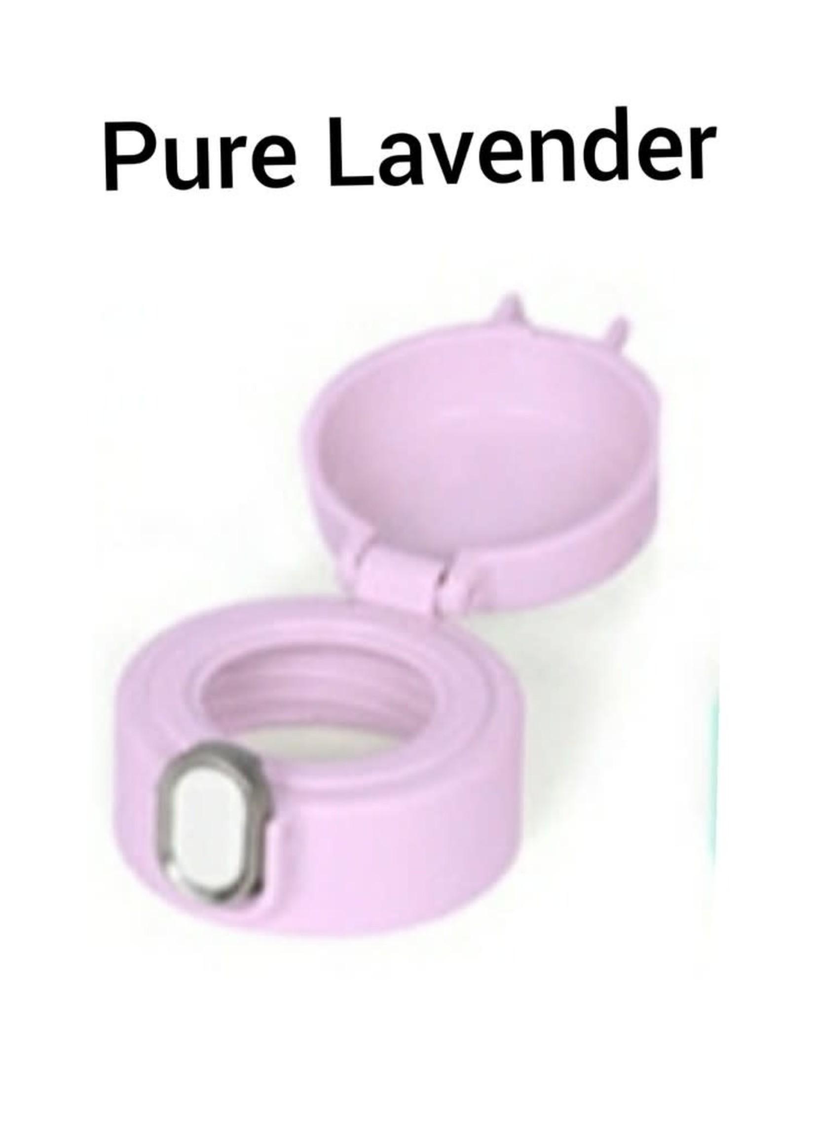 Grosmimi Grosmimi One Touch Cap V2 (Pure Lavender)