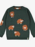 Souris Mini Souris Mini Crew Knit Sweater