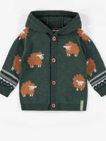 Souris Mini Souris Mini Hooded Knit Vest